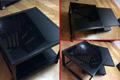 Table de salon - noire