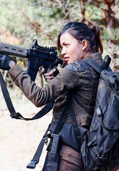 The Walking Dead — #rosita espinosa