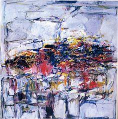 Joan Mitchell: City Landscape, 1955