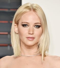 """Colton suggests opting for a lob at least three inches below the chin. """"It can extend down to your collarbone, and make sure to ask your hairstylist to add some shattered layers to help define your face,"""" he says."""