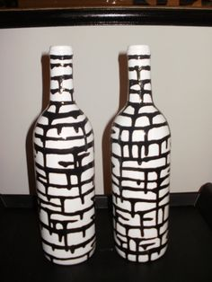garrafas pintadas gaucho - Pesquisa Google