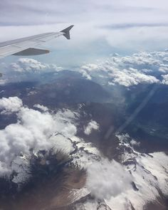 Trying to stay cool in this Texas heat! Found this photo from my recent flight to Paris. If you look closely you can see snow capped mountains. #IamonAir #airfrance #parisbound #thinksnow #mindovermatter #itshotintexas #latergram #instaphoto #travel #seetheworld
