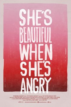 She's Beautiful When She's Angry (2014)A must-see and super-relevant feminist documentary about the inspiring individuals who led the women's revolution in the 1960s. Available May 1  #refinery29 http://www.refinery29.com/2016/04/109034/netflix-may-2016-new-releases#slide-25