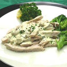 Chicken with Mustard Sauce Allrecipes.com