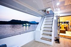 Hong Kong's newest luxury motor yacht can be a part of your business - OR for Private use! A luxury boutique hotel, a floating restaurant fr...
