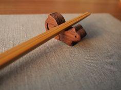 コナモク konamoku: 箸置き・カトラリー置き