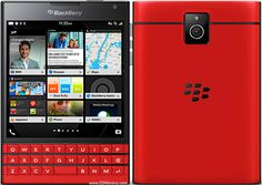BlackBerry Passport pictures, official photos