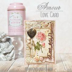 MAJA NOWAK - Lemoncraft - Valentine's Day card