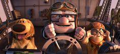 Up - Altas Aventuras, foi o 9º longa-metragem a ganhar o Oscar de Melhor Filme de Animação no ano de 2010 e Melhor Trilha Sonora Original. Produzido pela Pixar Animation Studios
