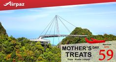 Mother's Day is coming !  What will you give to your mother as mother's day present? a flower? Why don't you spend a quality time with your mother ? Go on a holiday with your mother as your mother's day present.  Book Now ! More info : http://ow.ly/4nlV3q  #CheapFlights #Promo #Malindo #Airpaz #Malaysia #Travel #Backpacker #Backpacking #holiday #Vacation #trip #Mothersday