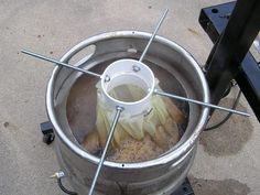 awesome! what a great idea for keeping whole leaf hops separated. Even brilliant for partial mash!