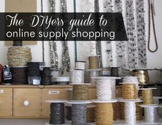 Good to know! | Thanks, I Made It: DIYers Guide to Buying Supplies Online