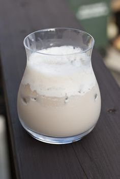 Colorado Bulldog     (1 oz vodka  1 oz kahlua  2 oz half & half (or 1 oz milk and 1 oz cream)  1/2 oz coke)
