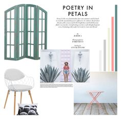 """""""I never knew that"""" by jennehsheetz ❤ liked on Polyvore featuring interior, interiors, interior design, home, home decor, interior decorating, Dot & Bo and decoratewithsucculents"""