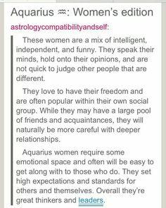More Aqua women