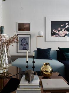Sophisticated turn of the century apartment - COCO LAPINE DESIGNCOCO LAPINE DESIGN