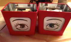 Left & Right Daily Contact Lenses!