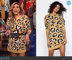 6633edcc33 194 Top The Wendy Williams Show Style   Clothes by WornOnTV images ...