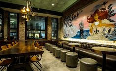 Luxurious New Starbucks in New Orleans Inspired by 1900s' Merchant ...