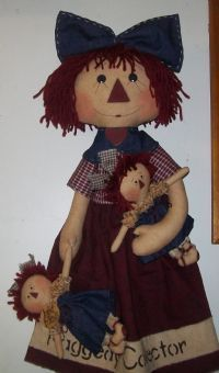 Raggedy Collector  designed by Raggedy Smiles