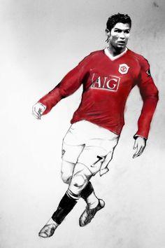Cristiano Ronaldo Illustration