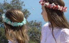 Tocados de Novia hechos con Flores y Decoración Floral, artículos diseñados y elaborados artesanalmente con flores secas o preservadas