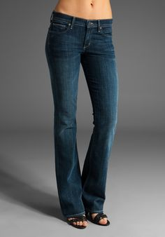 """Citizens """"Kelly,"""" first and favorite pair of designer jeans"""