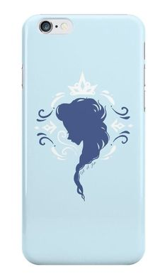 Pin for Later: 66 Enchanting Disney Princess iPhone Cases You Need Right Now  Frozen case ($26)
