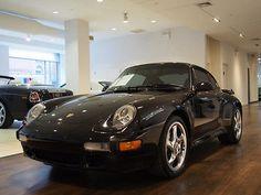 1996 Porsche 911 Turbo Coupe 2-Door 911 Turbo