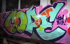 Graffiti on trains   COPE 2 - Trains   Graffiti Hall