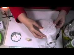 Altered Bottle and concrete paste Part 1 - YouTube