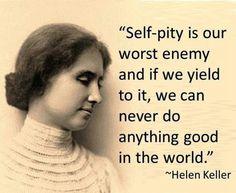 Hellen Keller quote~