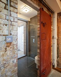 ДОМ В ЛОНДОНЕ Chris-Dyson-Architects-Shoreditch-Warehouse-Conversion