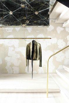 Damir Doma flagship store by March Studio, Paris store design
