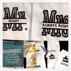 Anniebananie has all new monogrammed designs! Retail Shop, It Is Finished, Canning, Tableware, Easy, Food, Design, Dinnerware, Tablewares
