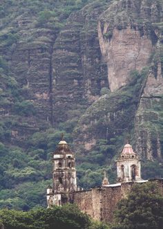 Magical Tepoztlán, Mexico