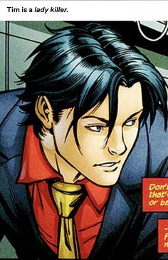 Tim Drake Red Robin, Robin Dc, Tim Drake Joker, Batman Art, Marvel Dc Comics, Gotham Batman, Batman Robin, Batman Sidekicks, Timothy Drake