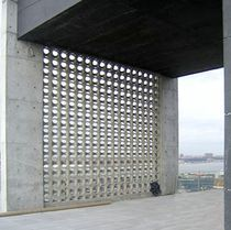 Concrete cladding