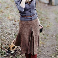 Classy Tweed Fashion Trends (38)