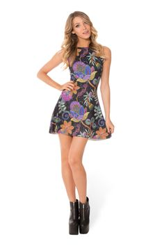 Not Actually Sequin Play Dress › Black Milk Clothing