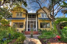 1914 Neoclassical Craftsman in Florida