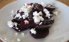 Roasted Beets Feta Salad - Recipe for Easy Beet Salad