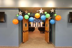 Outer space party ideas Outer space party ideas – Galaxy World Space Theme Decorations, Vbs Themes, Outer Space Party, Outer Space Theme, Galatic Starveyors, Space Theme Classroom, Space Baby Shower, Astronaut Party, Galaxy Theme