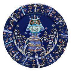 Taika lautanen 27 cm, sininen