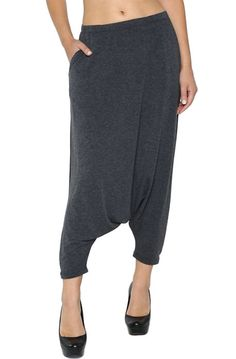 My BFF Couture Pants The Extreme Harem in Heather Grey