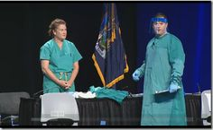 The Ebola PPE Demonstration Video