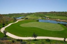 Golf Course Quinta do Vale in Algarve, Portugal - From Golf Escapes