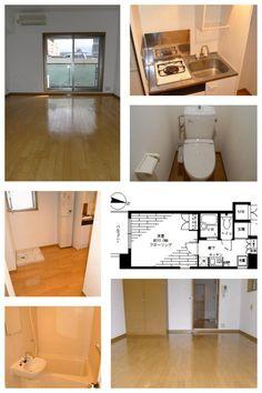 Tokyo Shibuya Apartment for Rent ¥92,000 @Sasazuka 4mins 30.34㎡ Please Ask shion@jafnet.co.jp