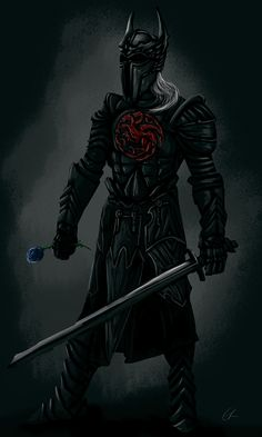 Rhaegar by ekr1703.deviantart.com on @deviantART