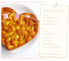 dal blog Ghirlanda di Popcorn! torta di mele!